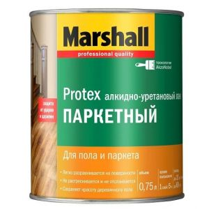 Лак паркетный Marshall Pinotex